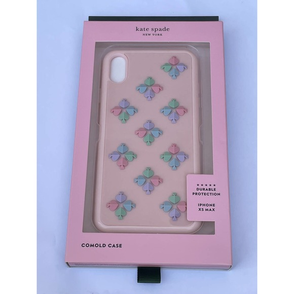Kate Spade Flower Phone Case Iphone XS MAX Case